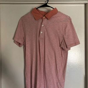 Striped Abercrombie and Fitch Polo Shirt